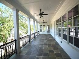 glamorous covered outdoor porch flooring options back ideas