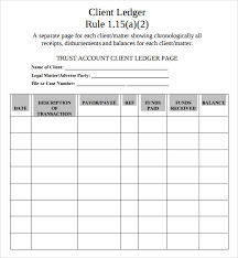 accounting ledger template sample account ledger template 7 free documents download in pdf