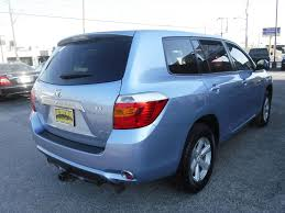 2008 Used Toyota Highlander 4WD 4dr at Best Choice Motors Serving ...