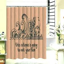 custom fabric shower curtains bathroom curtain new personalized show