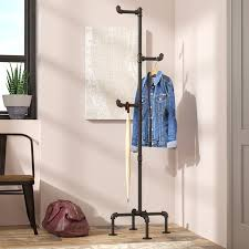 Coat Rack Furniture Industrial Coat Racks Umbrella Stands You'll Love Wayfair 82
