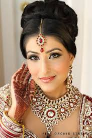 Bridal Hairstyle For Indian Wedding Indian Bridal Hairstyle Step