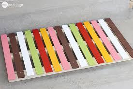 wooden doormat 04