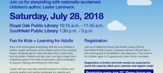 summer reading event flyer waseem hammoud