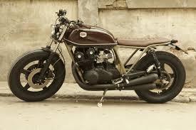 honda cb750 brownie cafe racer dreams