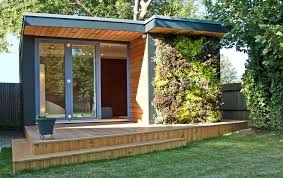 modern garden office. Modern Garden Office Contemporary Gardens Shed With Studio I