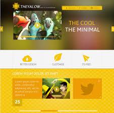 Psd Website Templates Free High Quality Designs 20 Beautifully Designed Free Psd Web Templatesthe New Life