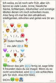 Whatsapp Spruch Silvester 2014 1 Guten Bilder