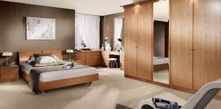 Modern Fitted Bedrooms Contemporary Siena Natural Oak Fitted Bedroom Strachan