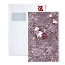 Staal Behang Edem 9045 Series Bloemen Behang In Romantisch Design