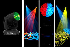 chauvet intimidator 350 beam led