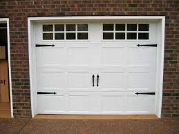 Faux carriage garage doors TexAgs
