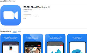 To download and install zoom you need a pc with internet access. Zoom Cloud Meetings App Download Windows Mac Iphone Android