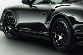 Porsche Offers 911 Turbo S 'Edition 918 Spyder' Special to those ...