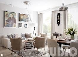 guest rooms projekty wnętrz styl nowojorski zdjęcie od mikoŁajskastudio salon styl klasyczny