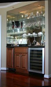 brilliant bar glass shelf wet shelving custom mirror and with light supplier led towel brass tempered drink
