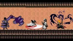 Ichigo Kurosaki (Base and Hollow) Combos | Bleach vs Naruto 2.6 | BvN  Combos ft Elektronomia by PrettyAmateurStuff - Gaming