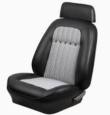 seat covers 69 camaro deluxe houdstooth 69 houdstooth tmi
