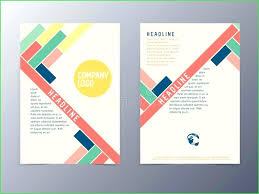 Information Flyer Templates Information Pamphlet Template Free