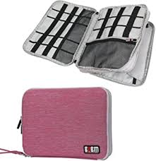 BUBM Travel Cable Organizer, Universal Electronic ... - Amazon.com
