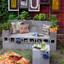 19 best Cinder block furniture images on Pinterest