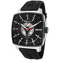 momo design watches men s pilot automatic black see thru dial momo design watches men