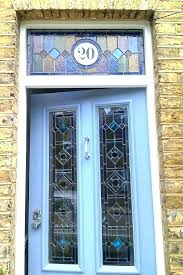 glass front doors home depot stained glass inserts for exterior doors door home pot front home