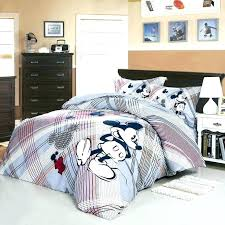 ideas mickey mouse bedding queen size for twin comforter sets s plaid disney princess