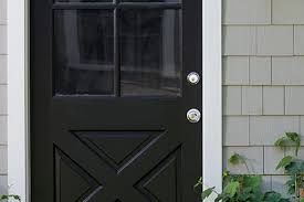Front door handles Contemporary Keyed Entry Door Knob Pella Windows Doors How To Choose The Right Exterior Door Hardware