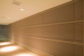 corrugated acoustical wall panels mw6