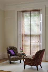 Clover and Thorne wooden window venetian blinds