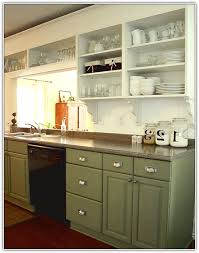 excellent ideas upper kitchen cabinets without doors small kitchens