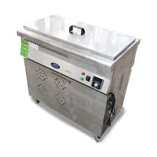 Bếp Chiên Tách Dầu 20L Dùng Điện - Thiết Bị Bếp Công Nghiệp Cao Cấp
