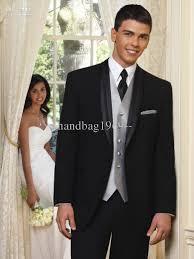 Groom Tuxedos Men S Wedding Dress Bridegroom Suit Best Man Suit