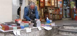 byzantine book bazaar istanbul