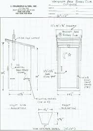 outhouse construction plans free woodworking projects