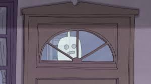 front door windowImage  S3E04318 HFG Looking Out the Front Door Windowpng