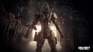 Black Ops III, robot soldier 3840x2160 ...