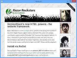 ServiceStack release notes.md at master ServiceStack.