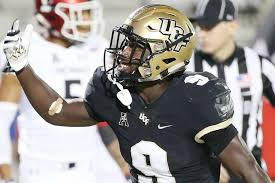 Ucf Acceptance Chart First Look Ucfs 2019 Projected Offensive Depth Chart The