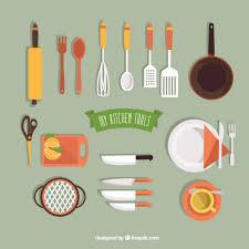 kitchen utensils vector. My Kitchen Tools Collection Free Vector Utensils