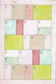 Easy quilt pattern. | Sewing projects | Pinterest | Easy quilt ... & Easy quilt pattern. Adamdwight.com