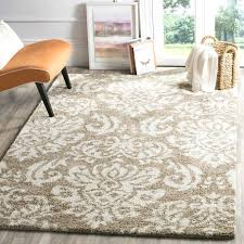 5x5 square rug