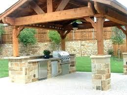 outdoor kitchen gazebo outdoor kitchen design ideas outside kitchen intended for brilliant interior design for outdoor