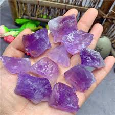 Buy 100g Natural Amethyst Crystal Points Wholesale Bulk Gemstone at  affordable prices — free shipping, real reviews with photos — Joom
