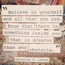 Inspirational Quotes About Yourself Fascinating 48 Inspiring Believe Quotes Which Helps You To Motivate Yourself