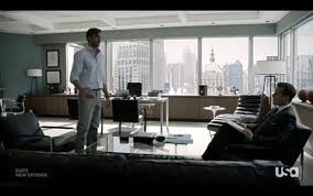 suits office. Although We Rarely See Harvey Lying Down Like Mad Men\u0027s Don Draper, It\u0027s Always Nice To Have A Spot For Reflection In One\u0027s Office \u2013 Just Don\u0027t Let People Suits