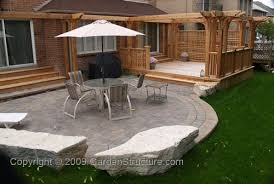 Decking Designs For Small Gardens Impressive Patio Fantastic Deck And Patio Decor Design Stunning Deck And