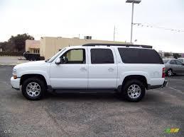 2002 Summit White Chevrolet Suburban 1500 Z71 4x4 #26398952 ...