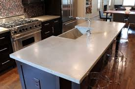 concrete countertops kitchen countertops other by j aaron custom wood countertops